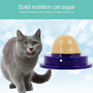 Cat Snack Nutrition Candy Ball