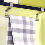 Load image into Gallery viewer, Hirundo Multifunctional Stainless Steel Door Back Towel Rack