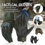 Load image into Gallery viewer, Military Tactical Full-finger Gloves