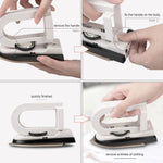 Load image into Gallery viewer, Portable Handheld Iron With Universal Plug