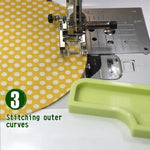 Load image into Gallery viewer, Sewing machine stitch guide