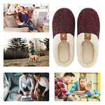 Load image into Gallery viewer, Women's Cozy Memory Foam Slippers