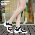 Load image into Gallery viewer, WOMEN BREATHABLE COMFY SANDAL SHOES