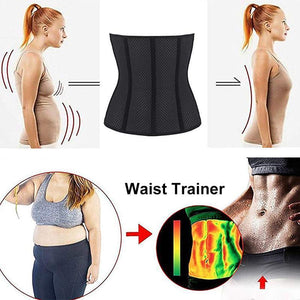 Waist Trainer Corset Breathable Invisible Shaper Training