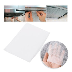 Hirundo Clean Cooking Nonwoven Range Hood Grease Filter Paper