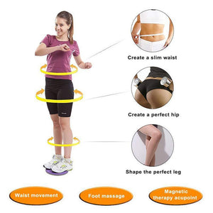 Twist and Shape Figure Trimmer Waist Twisting Disc
