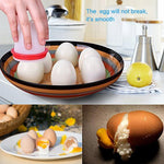 Load image into Gallery viewer, Hirundo Hard Boiled Egg Cooker