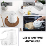 Load image into Gallery viewer, Portable Electric Kettle With Universal Plug