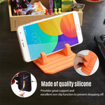Load image into Gallery viewer, Non-slip Silicone Phone Stand