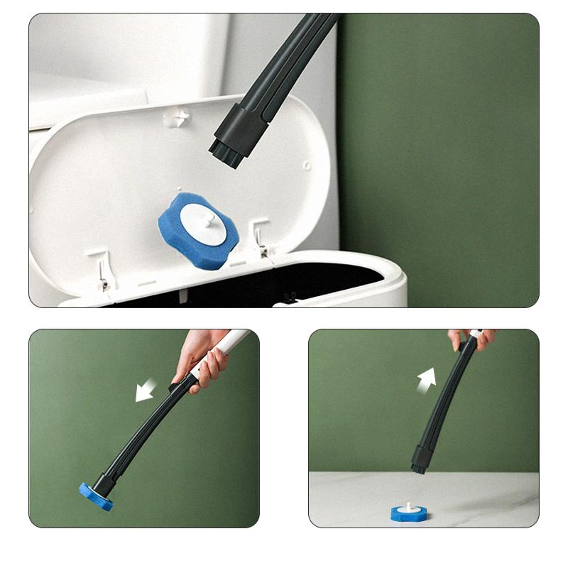 Disposable Toilet Cleaning System