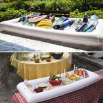 Load image into Gallery viewer, Inflatable Beer Drink Tray BBQ Picnic Pool