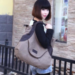 Load image into Gallery viewer, Women Large Capacity Pocket Casual Tote Handbag