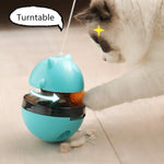 Load image into Gallery viewer, Interactive Cat Tumbler Feeder
