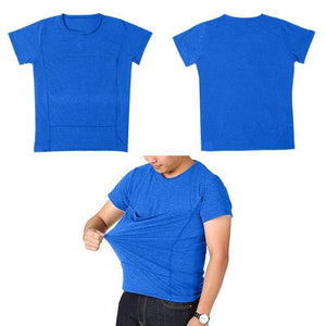 Kangaroo Pocket T-shirt