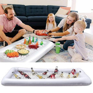 Inflatable Beer Drink Tray BBQ Picnic Pool