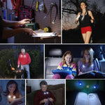 Load image into Gallery viewer, Portable LED Hug Light