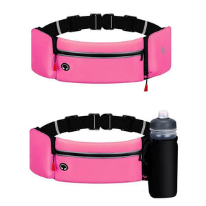 Sport Waist Bag with Kettle Pocket