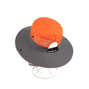 Safari Hat With Ponytail Hole
