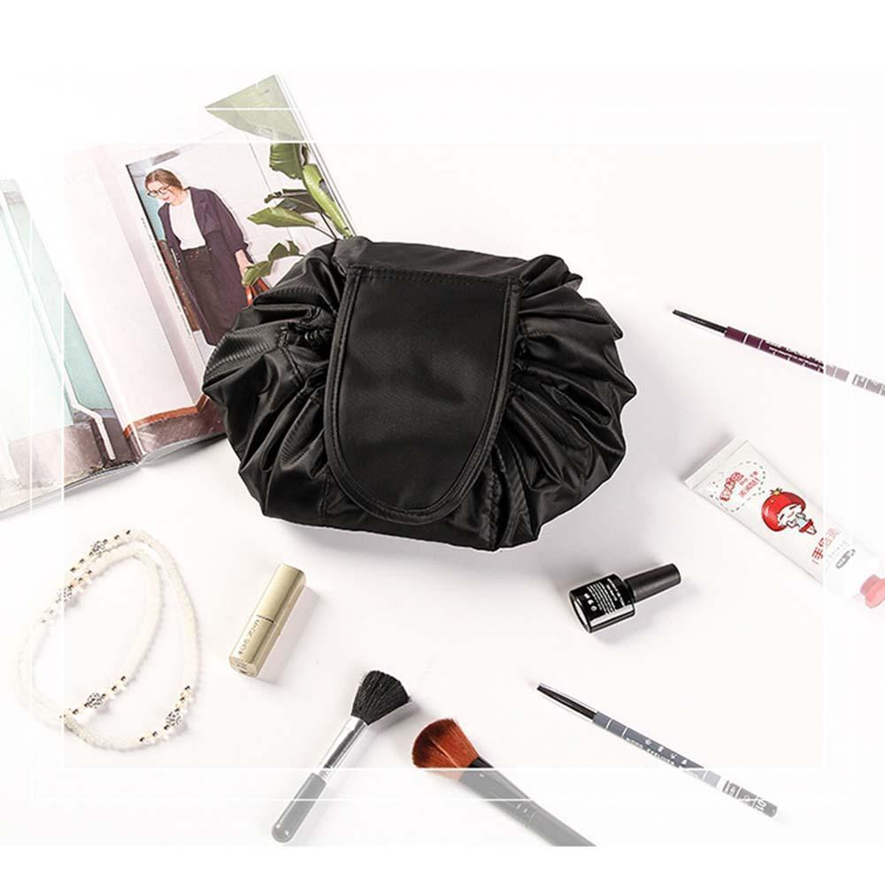 Portable Magic Lazy Cosmetic Bag