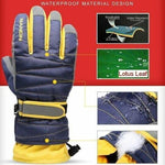 Load image into Gallery viewer, Unisex Winter Tech Windproof Waterproof Gloves