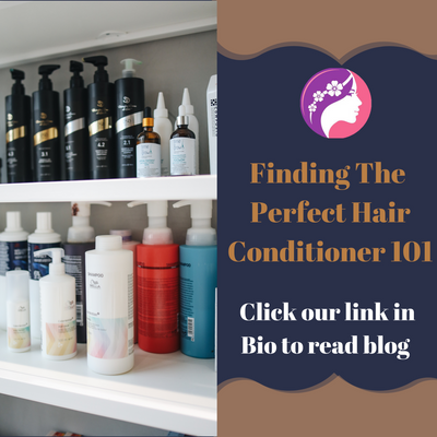 Finding The Perfect Hair Conditioner 101