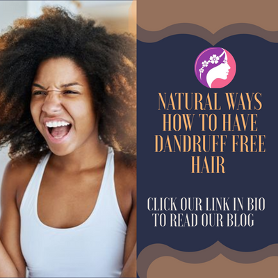 Natural Ways how To Have A Dandruff Free Hair