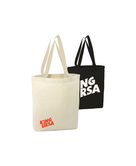 King Ursa Original Tote Bag