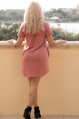 Walk in Rome Dress