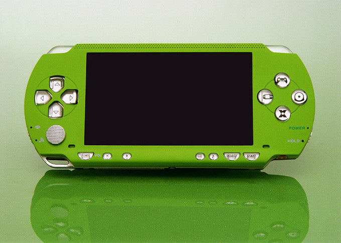 XCM PSP replacement   shell 1000 series  Green
