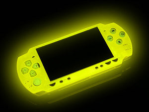 XCM Magic Night Glow slim face plate-Yellow  (2000 series)  Glow Yellow