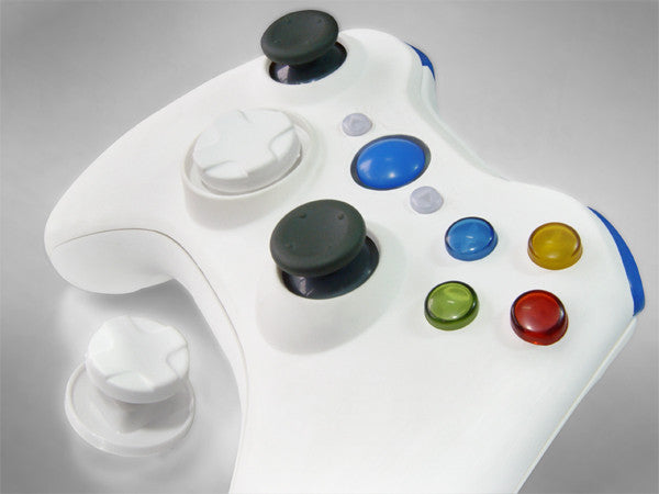 XCM (All White)wireless controller shell