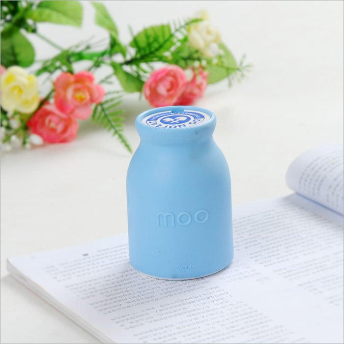 Carmate MOO milk bottles
