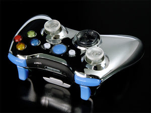 XCM Chrome Blue wireless shell ver.2