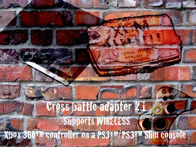 Cross Battle Adapter 2.1