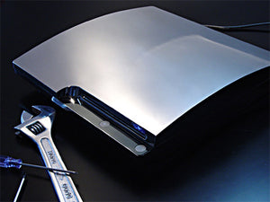Cyberchrome case for PS3 slim