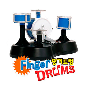 Finger drum , it is small, but it works !