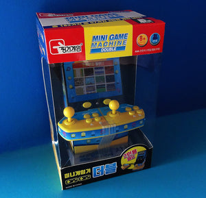 Mini Arcade game machine - 2 players (180 mini games in 1)