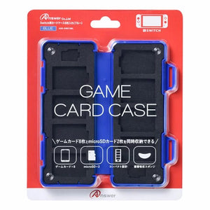 Nintendo switch game storage case