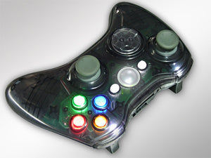 XCM (Smoke) wireless controller shell