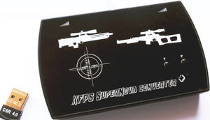 XFPS SuperNova + CSR bluetooth receiver bundle set