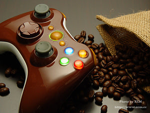 XCM (Coffee shell) wireless controller shell