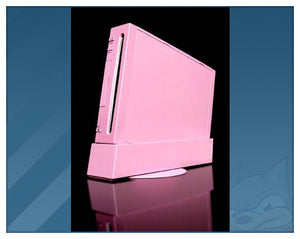 ii case solid Pink  (the replacement case for Wii)