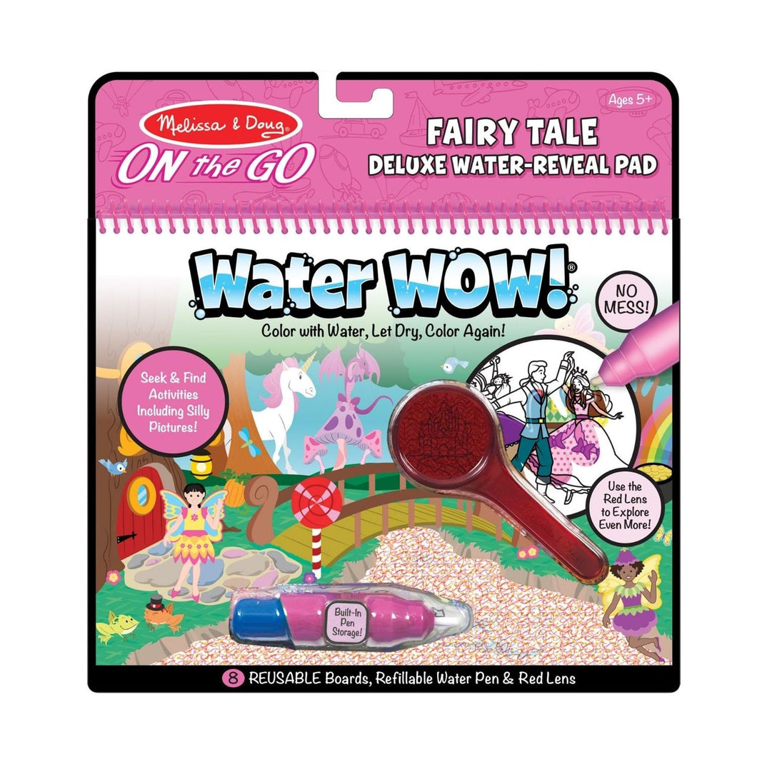 Melissa & Doug Water Wow - Fairy Tale Deluxe