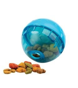 Image of ball dispensing dietetic friendly dog food
