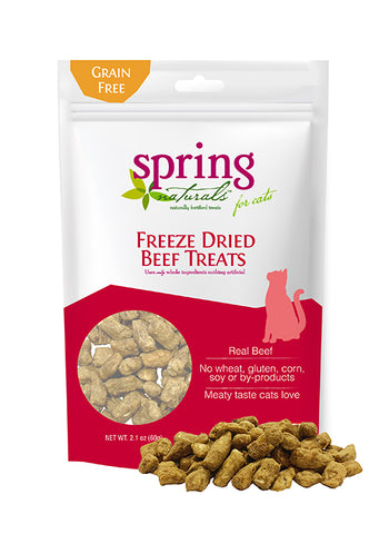 Freeze Dried Beef Cat Treats