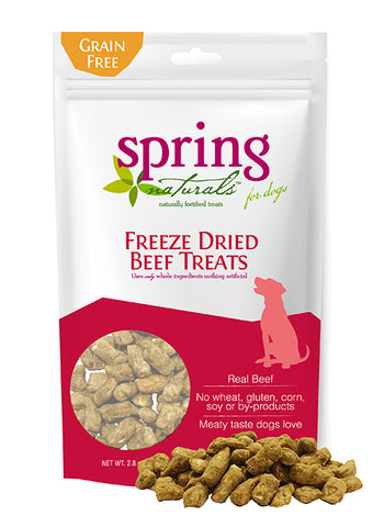 Freeze Dried Beef Dog Treats