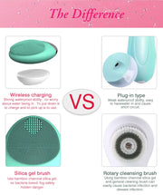 Automania Deep Cleansing Facial Brush