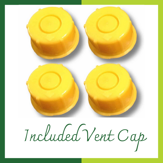 Included Vent Cap