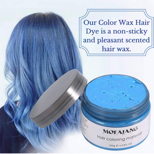 Color Wax Hair Dye