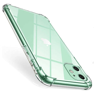 Clear Case For iPhone 12/12 Pro,12 Pro Max Four Side Shockproof & 360 Protection